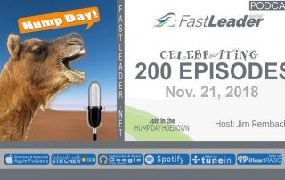 My Obsessive Compulsive Path to 200 Podcast Episodes