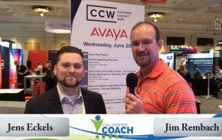 Call Center Coach with Jens Eckels from Avaya