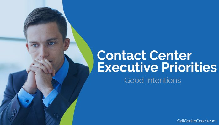 Contact Center Executive Priorities for 2018
