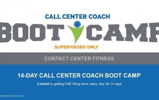 Contact Center Fitness Boot Camp