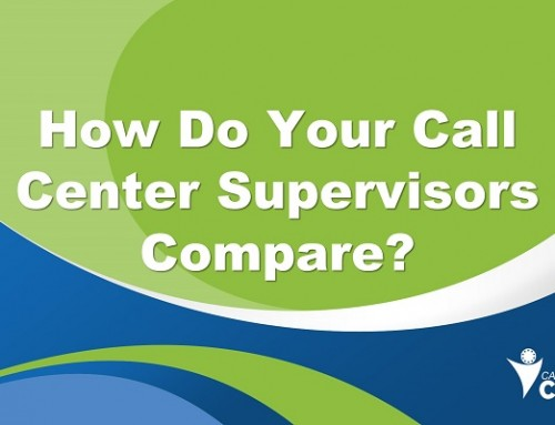 How Do Your Call Center Supervisors Compare?