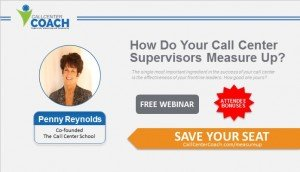 The Call Center School co-founder Penny Reynolds Leads Seminar on Supervisor Performance with Call Center Coach
