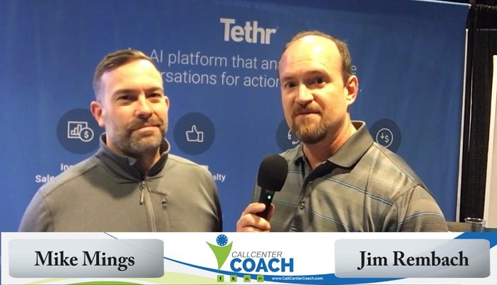 Mike Mings Tethr Interview with Jim Rembach