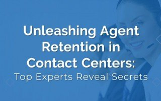 Unleashing agent retention in contact centers