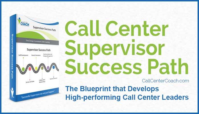 Call Center Supervisor Success Path ebook | Call Center Coach