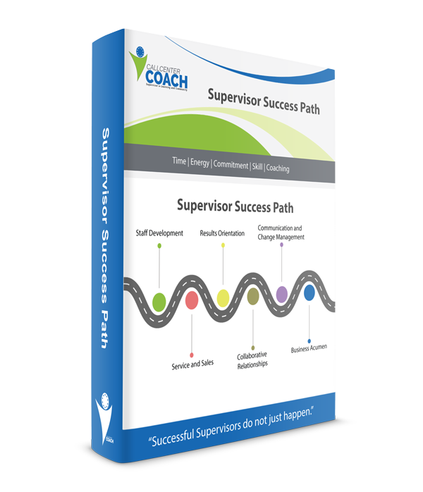 Call Center Supervisor Success Path  Call Center Supervisor