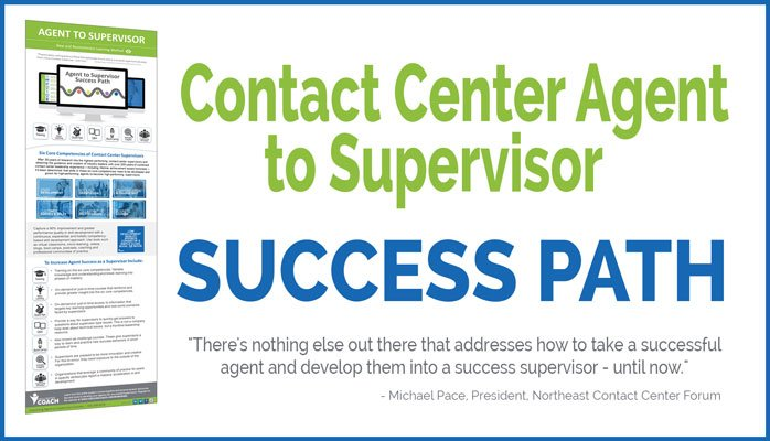 Contact Center Agent to Supervisor Success Path