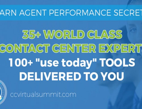 CALL FOR SPEAKERS – Contact Center Virtual Summit