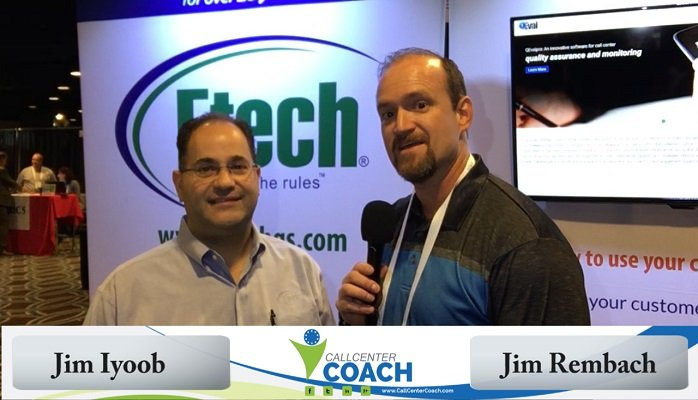 Jim Rembach and Jim Iyoob of ETech at CCW