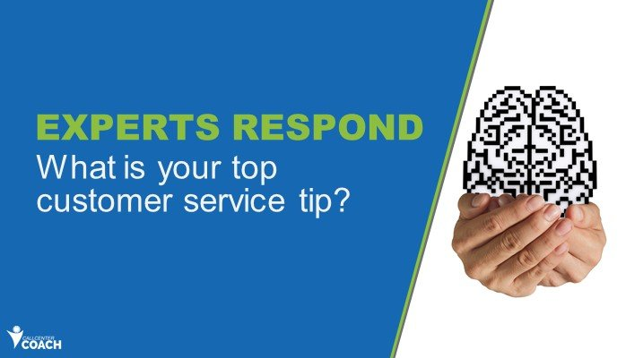 What is your top customer service tip